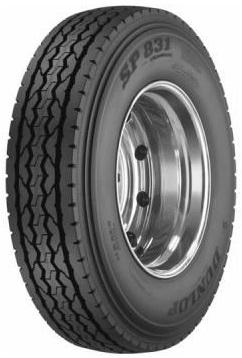 SP 831 Tires